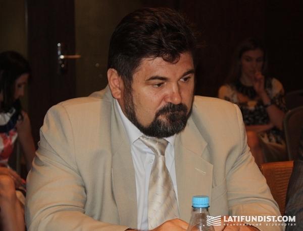 Председатель Аграрного союза Украины Геннадий Новиков