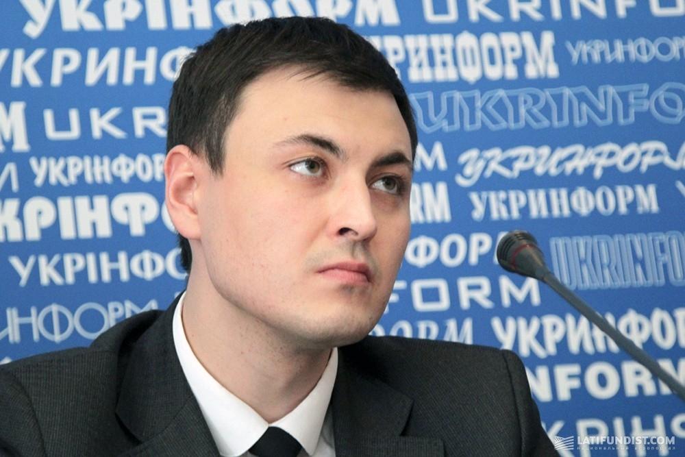 Председатель Государственной регистрационной службы Украины Игорь Алексеев