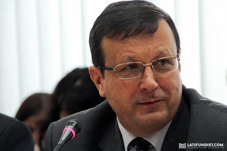 Главный юридический советник Проекта USAID «АгроИнвест» Павел Кулинич