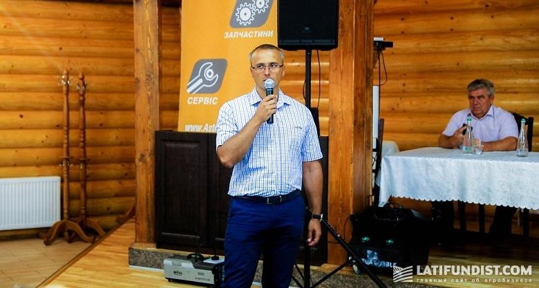 Игорь Губарев, генеральный директор компании АCА «АСТРА»