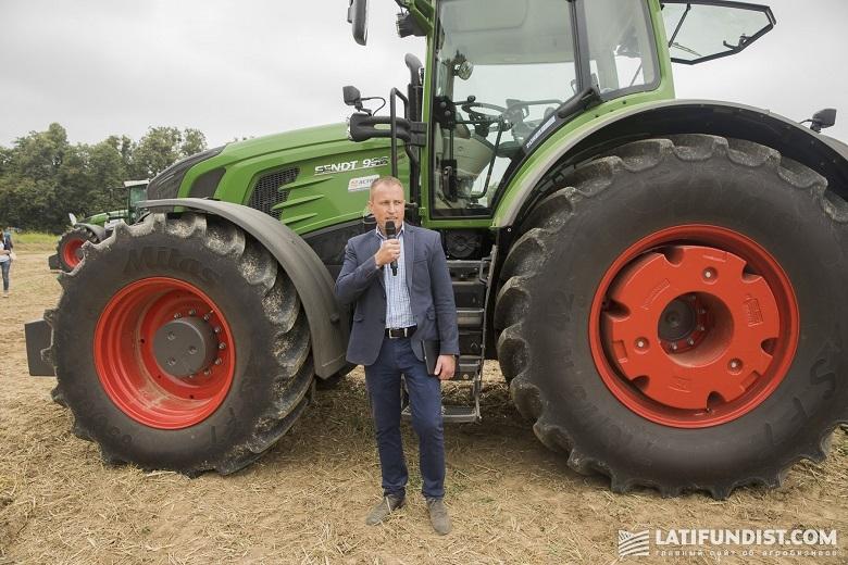Леонид Кулик, руководитель группы AGCO в компании АCА «АСТРА»