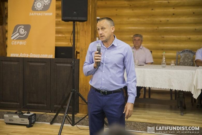 Анатолий Лозинский, владелец компании «Кристалл»