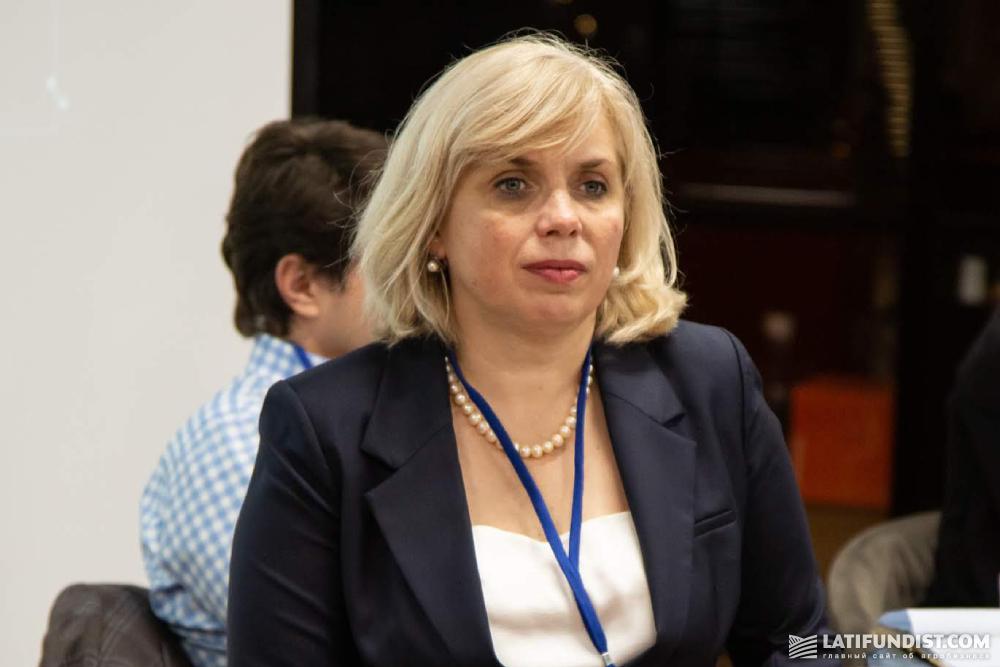 Лилия Тимакина, директор по юридическим вопросам агропромхолдинга «Астарта-Киев»