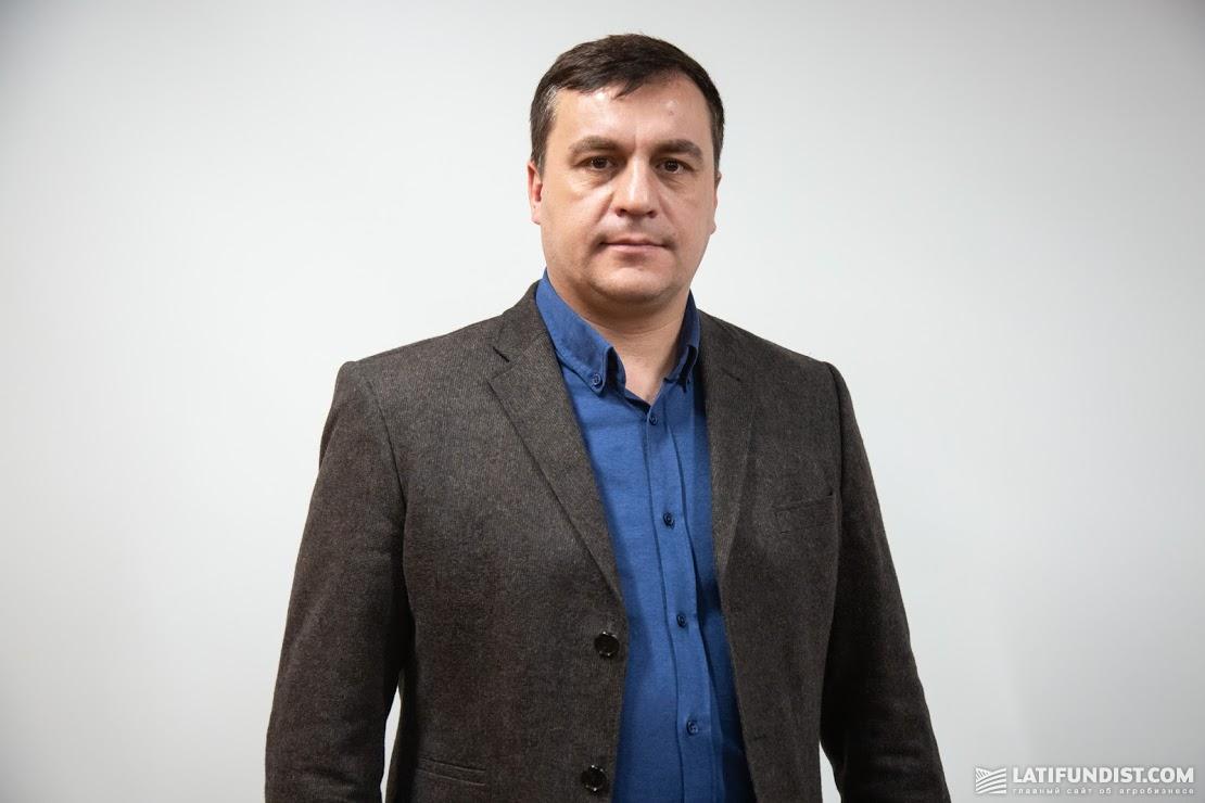 Иван Слободяник, председатель «Агро-Продовольственной Рады»