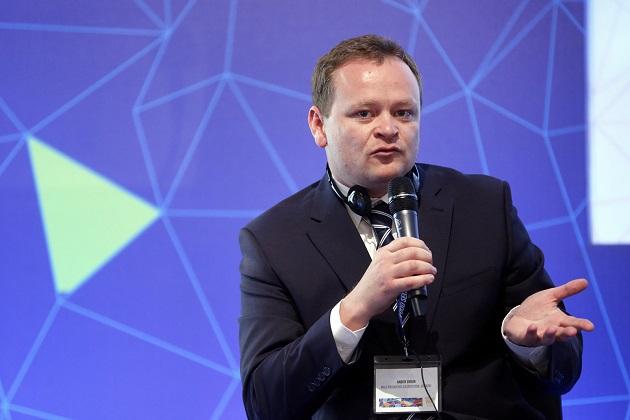 Президент Ассоциации производителей молока Украины Андрей Дыкун