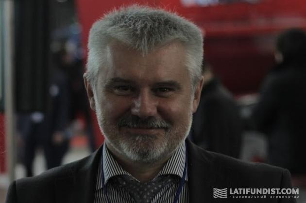 Виталий Саблук, заместитель директора Национального научного центра «Институт аграрной экономики» в НААН