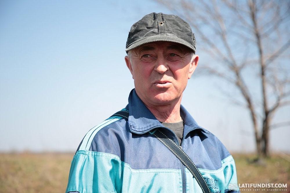 Николай Лагута, тренер футбольной команды
