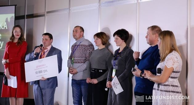 Дениховка — Спортивное Село Года