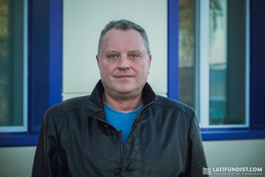 Геннадий Штефан, заместитель директора по общим вопросам компании «Перемога Нова»