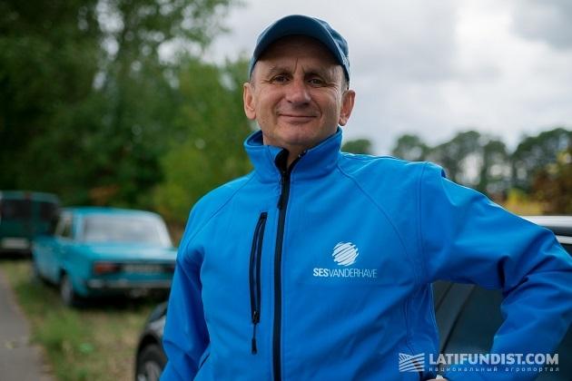 Генеральный директор «Сесвандерхаве-Украина» Александр Мельник