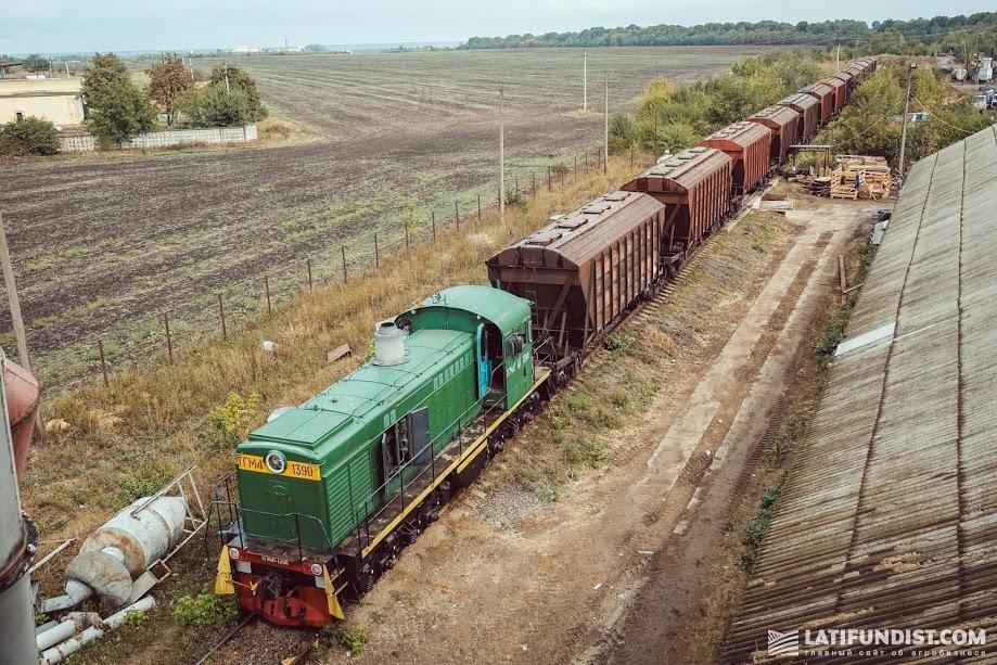 Одной из причин появления малодеятельных ж/д станций является нежелание УЗ подавать вагоны на удаленные участки железной дороги