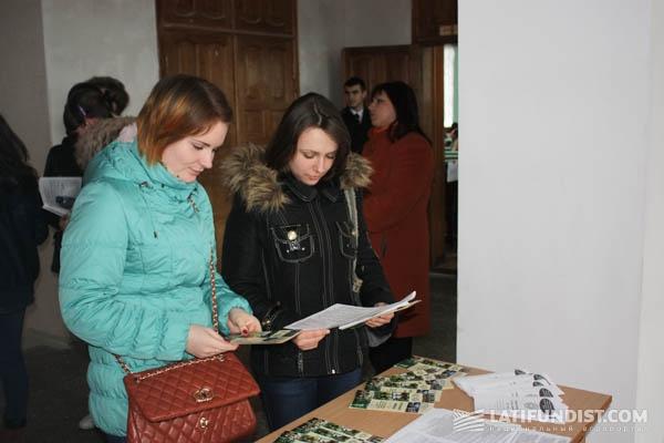 День открытых дверей в НУБиП (06.04 2013 г.)