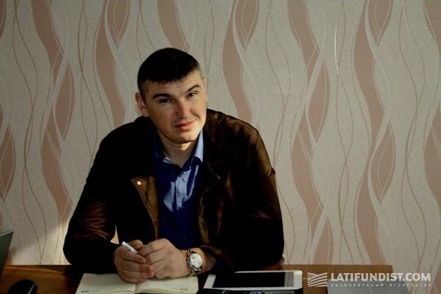 Владимир Тарандушка, директор «АгроКо»