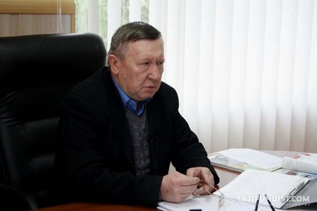 Владимир Билый, заместитель директора «Торгового дома Долинское»
