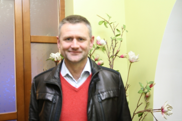 Сергей Рыбалка, директор предприятия «Аделаида»