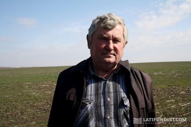 Интересуемся мнением главного агронома предприятия «Проминь» Василия Лободы