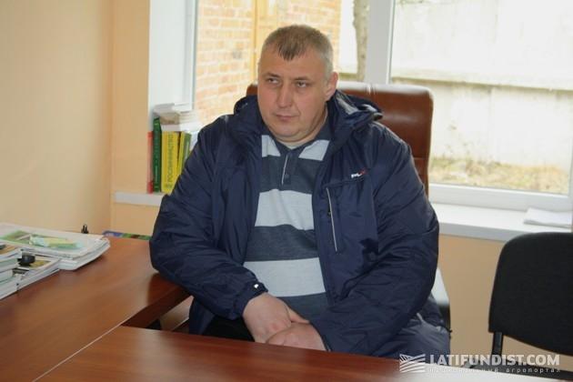 Генеральный директор «Аграрный фонд Терещенка» Валерий Мельник