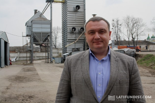 Вице-президент компании AgroGeneration Сергей Булавин