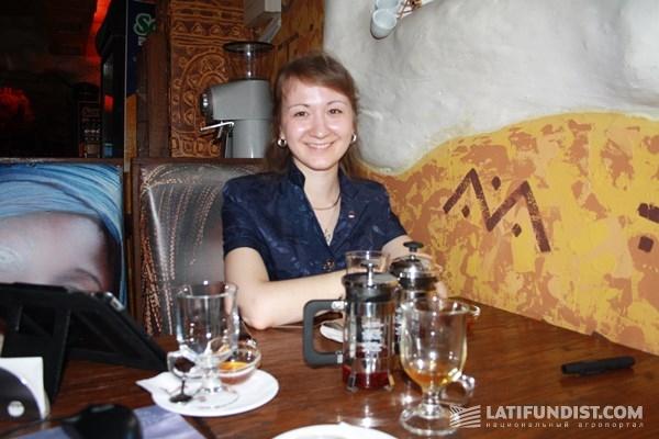 Лена Агаджанова-Гонсалес, глава службы новостей Latifundist.com
