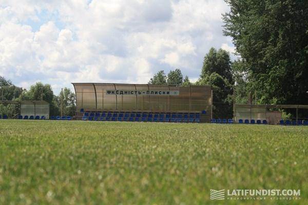 Стоимость благоустройства такого стадиона - минимум 1 млн грн