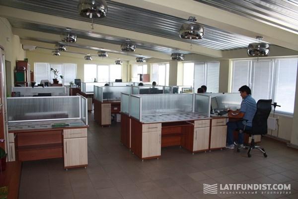 Мозговой центр лаборатории