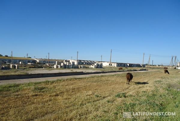 В Крыму мы наблюдали большое количество заброшенных колхозов. Такие картины навеивают грусть...