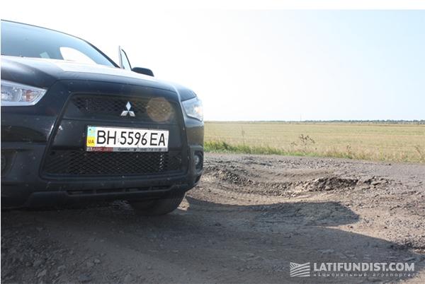 Автобан «по украински»
