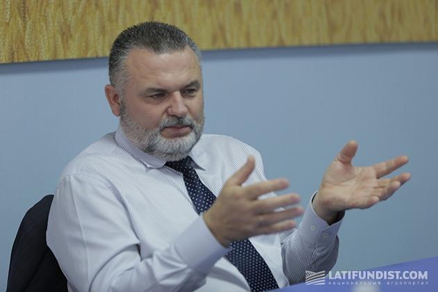 Юрий Мацак, генеральный директор
