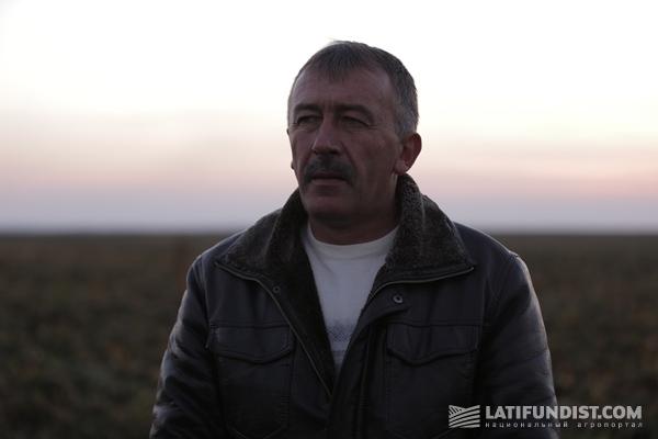 Григорий Анатольевич Бордяковский - директор ПП Надежда
