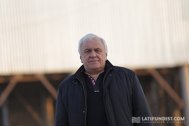 Николай Иванович Пылыпив