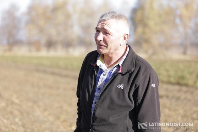 Виталий Павлюк, руководитель агропроектов «Зеленой долины»