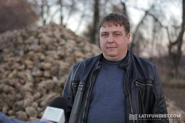 Олег Токарь, агроном