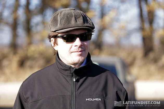 Александр Мавросенко из Holmer