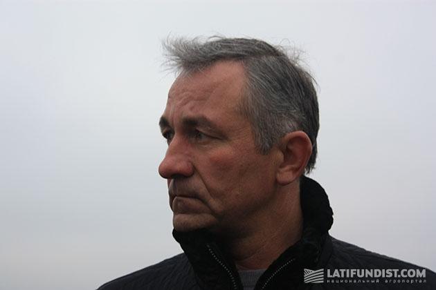 Глава правления «Городище-Пустоваровского сахарного завода»