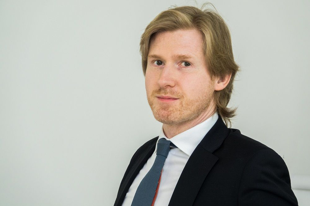 Управляющий партнер EUROP Insurance Brokers Сэдрик Германн