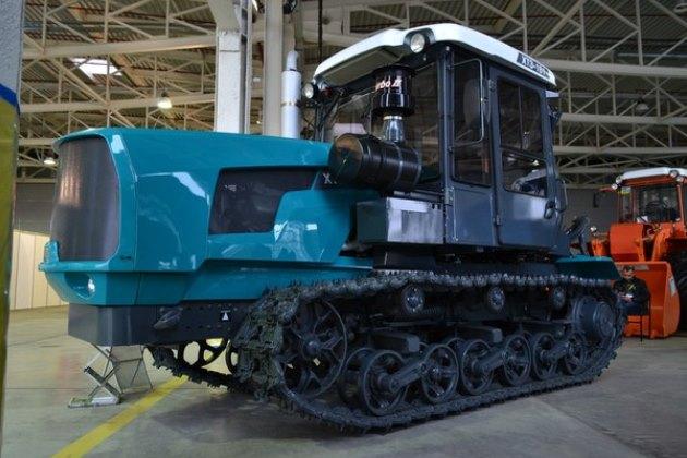 Модернизированный ХТЗ-181