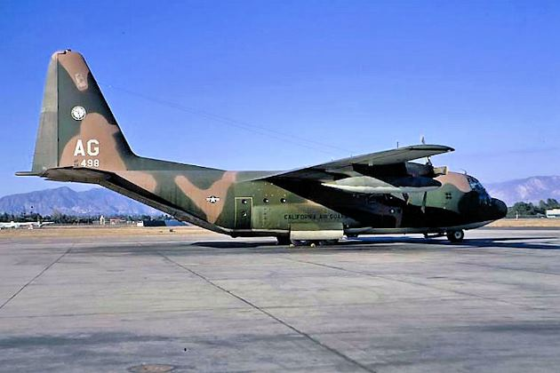Lockheed C-130A-7-LM Hercules
