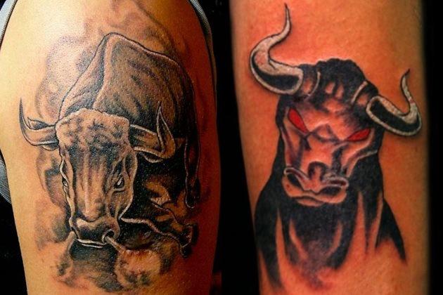 Аграрные татуировки