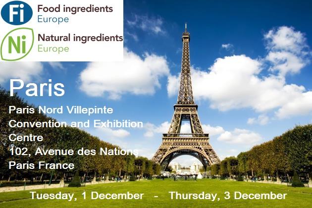 Food ingredients Europe 2015 и Natural Ingredients Europe 2015