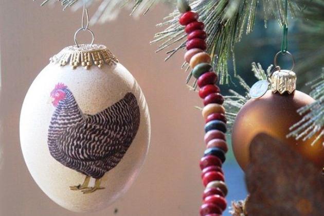 Новогоднее решение спора «Что первично: курица или яйцо?»