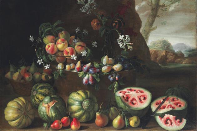 Еще в XVII веке арбузы были не такими аппетитными, как сегодня