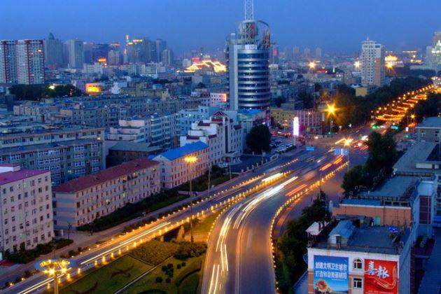 Чанчунь - один из крупнейших деловых центров Китая