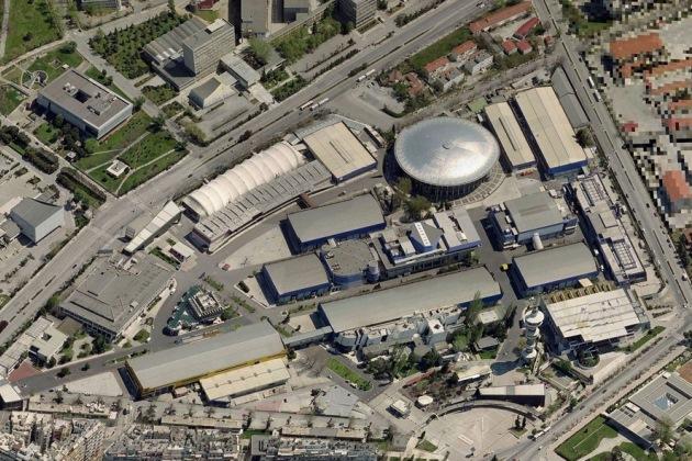 В Греции есть Helexpo Exhibition Center Thessaloniki, в котором есть все...