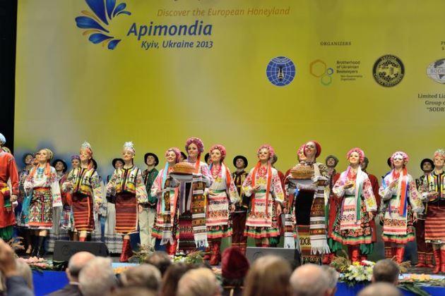 Apimondia-2013. Вспомним, как это было...