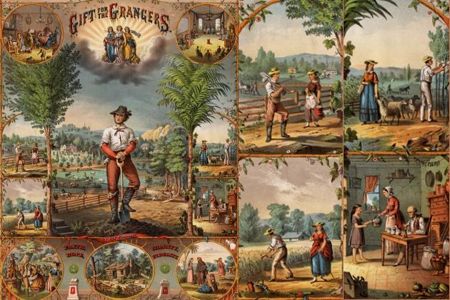 Идеал нации в XIX веке