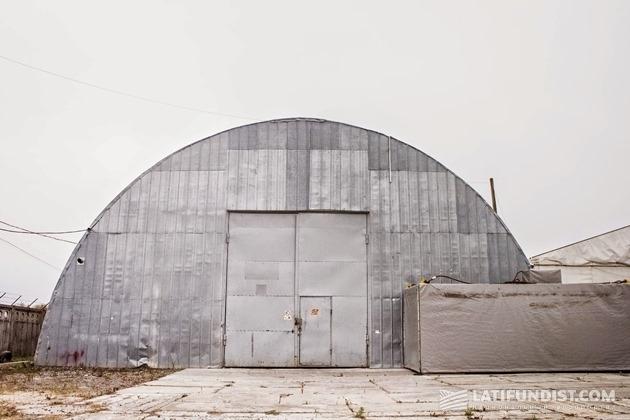 Старый склад
