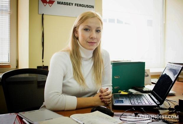 Наталья Кочина, руководитель департамента продаж запасных частей «Астры»