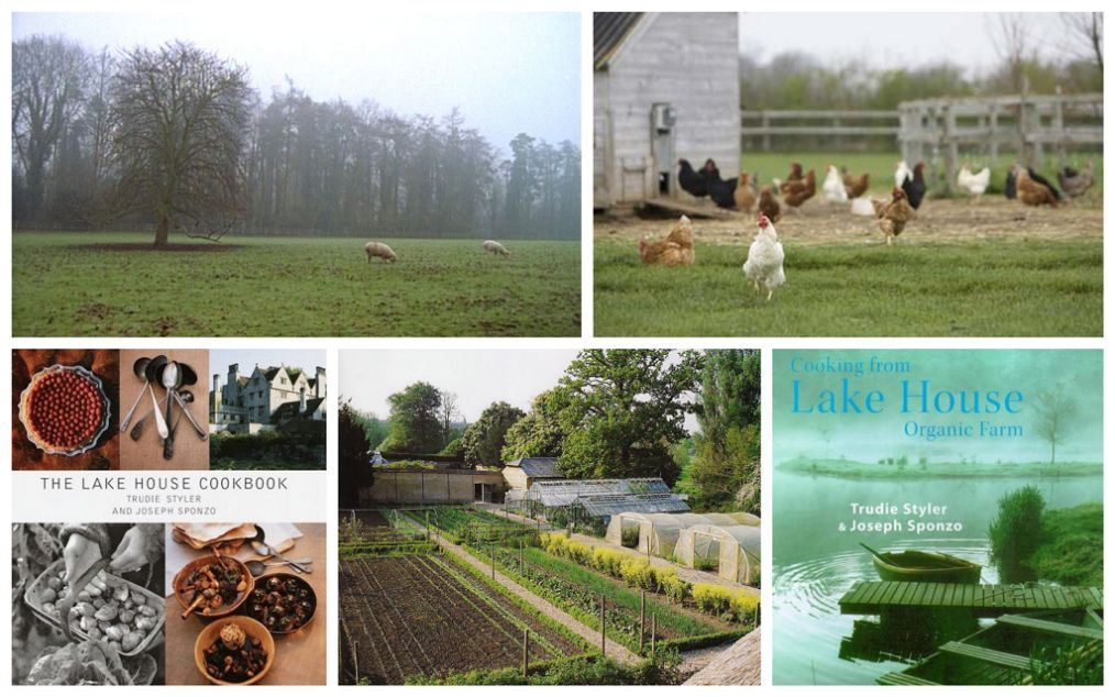 Ферма в Лейк Хаус (Великобритания)