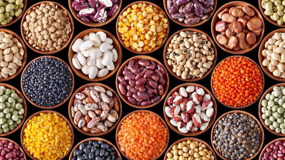 В Азии и Африке нут, чечевица и фасоль издавна являются важными базовыми продуктами