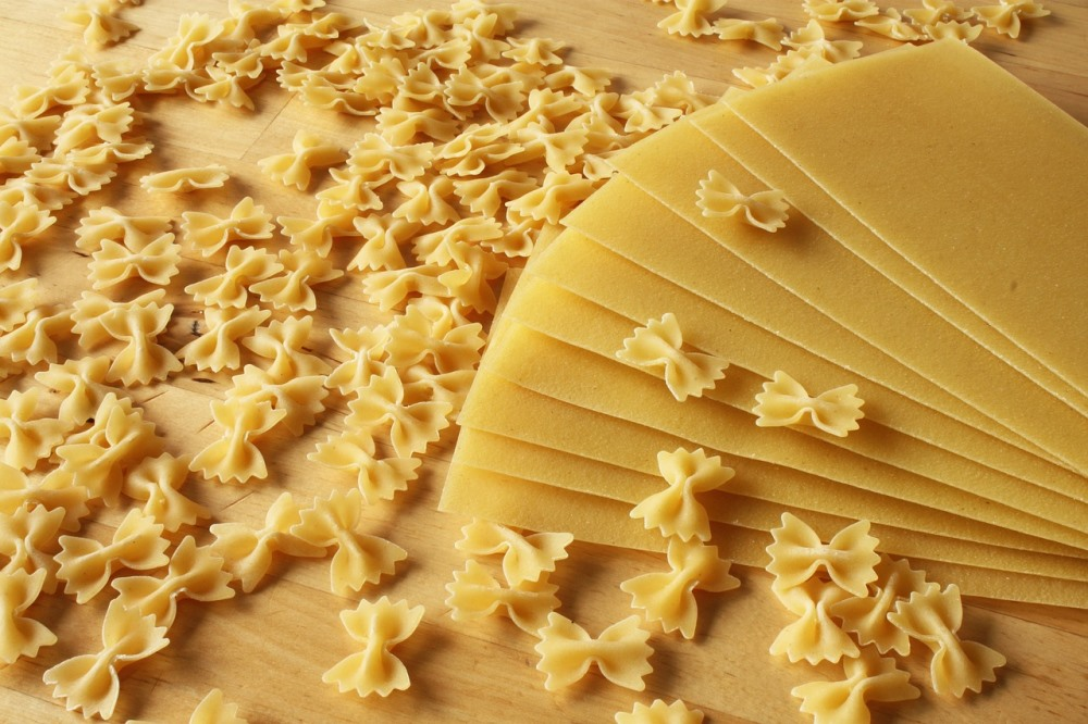 Традиционная текстура aldente, характерная для макаронных изделий из пшеницы, может быть достигнута лишь посредством модификации крахмала